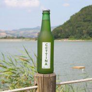 Birra La Cottina con vista lago