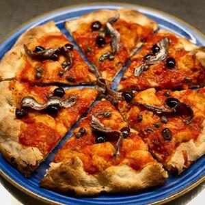 Pizza Dalla Sicilia alla Campania S'Crock de La Cotta