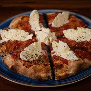 Pizza L'evoluzione della Tradizione S'Crock de La Cotta