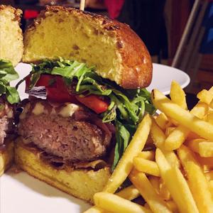 Hamburger La Cotta